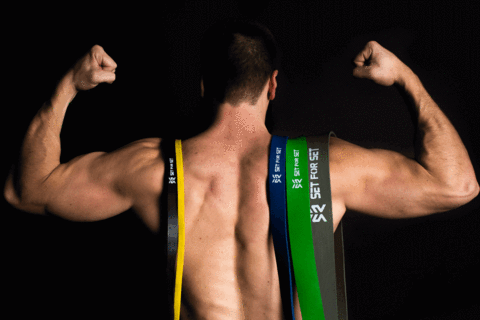 resistance bands for rows