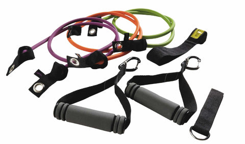 resistance bands with handles vs without