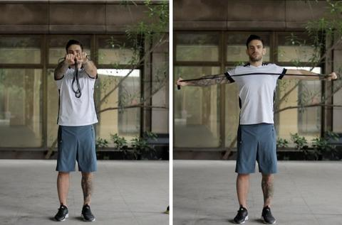 rhomboid exercises physical therapy