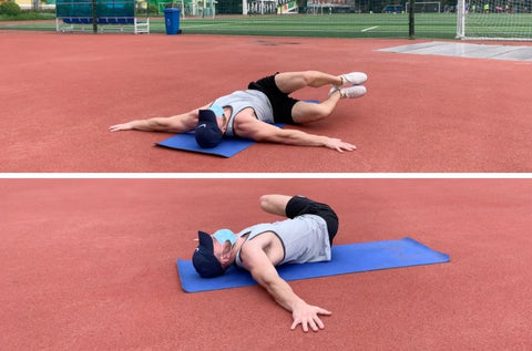 rotational core exercises