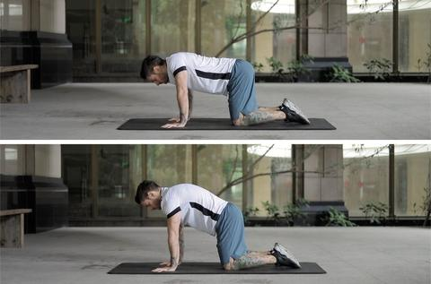 scapular stretches for rhomboids