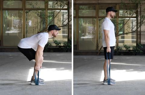 resistance bands for bodyweight workout