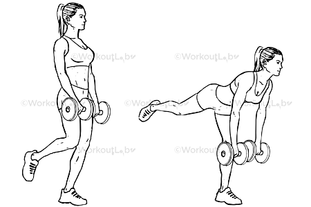 side glute exercises