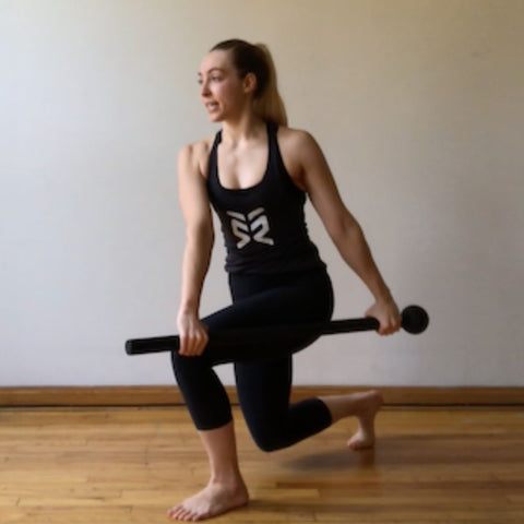 steel mace exercise tips