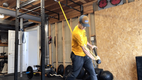 steel mace oblique exercises