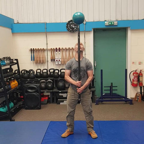 steel mace training review