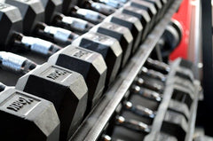 types of fixed dumbbells
