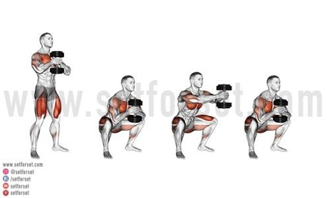 dumbbell combination exercises
