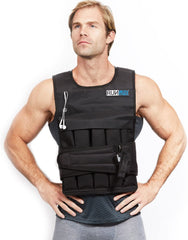 weighted vest sizes