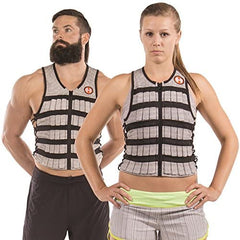 what size weighted vest for men