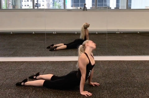 yoga stretches for cool down