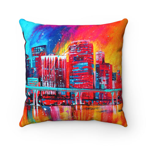 MIAMI DAZE | 2-Sided | Pillow Cushion