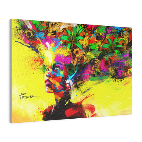 BEAUTIFUL MIND | Canvas Gallery Print