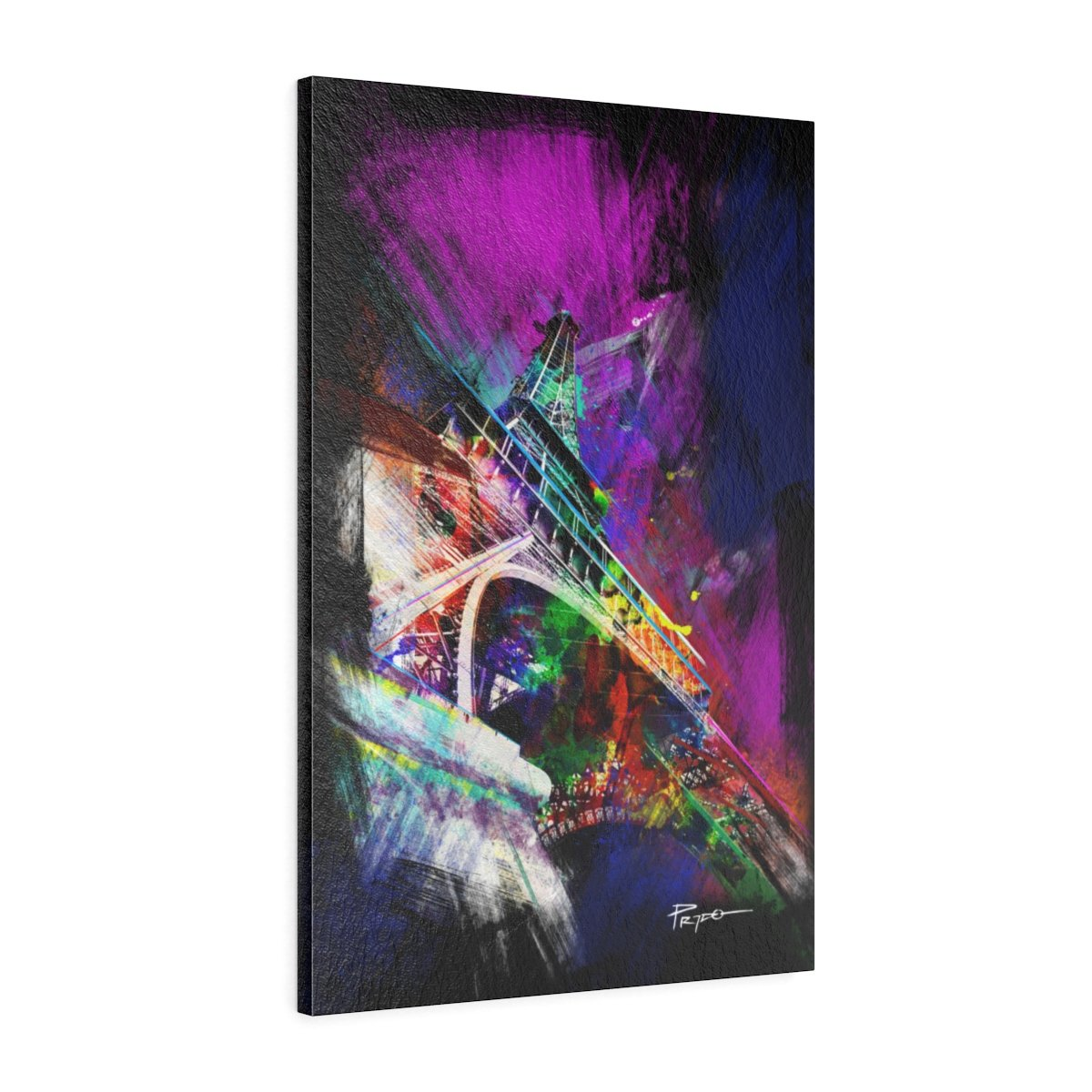 EIFFEL | Canvas Gallery Print