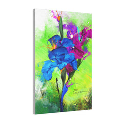 FLOWER | Canvas Gallery Print