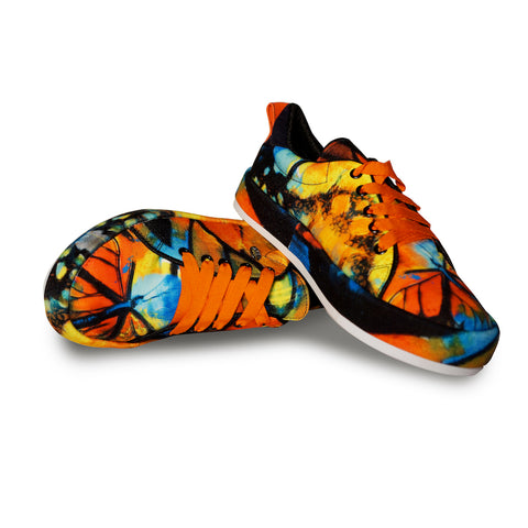 MONARCH | Full Print Sneakers
