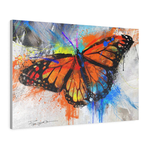 MONARCH | Canvas Gallery Print