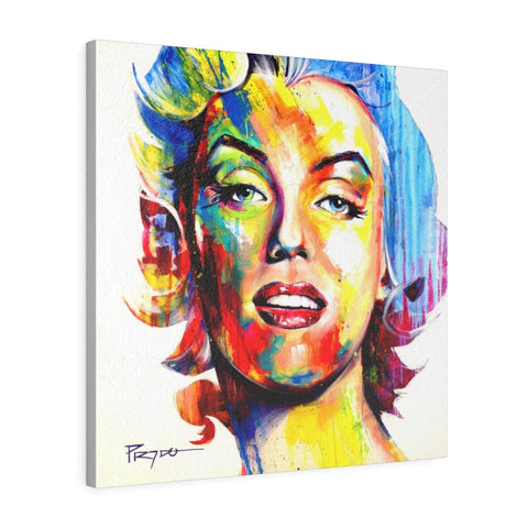 MONROE | Canvas Gallery Print