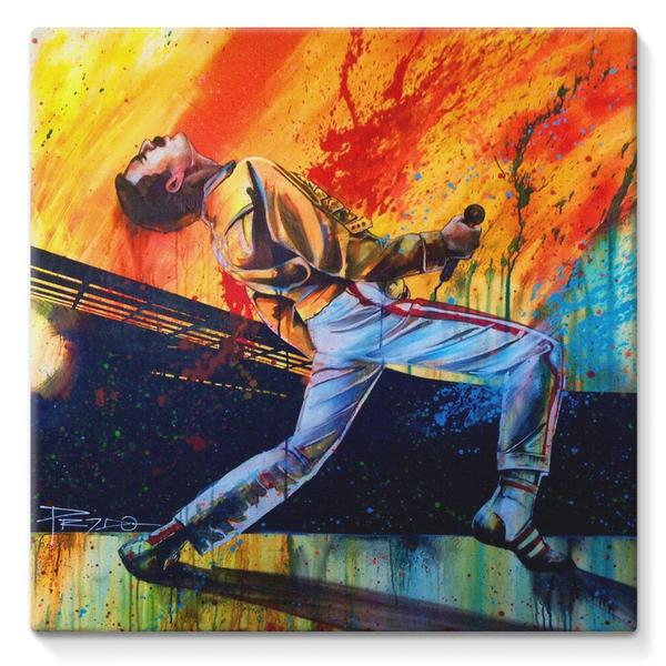 FREDDIE | Canvas Gallery Print (LIMITED EDITION)