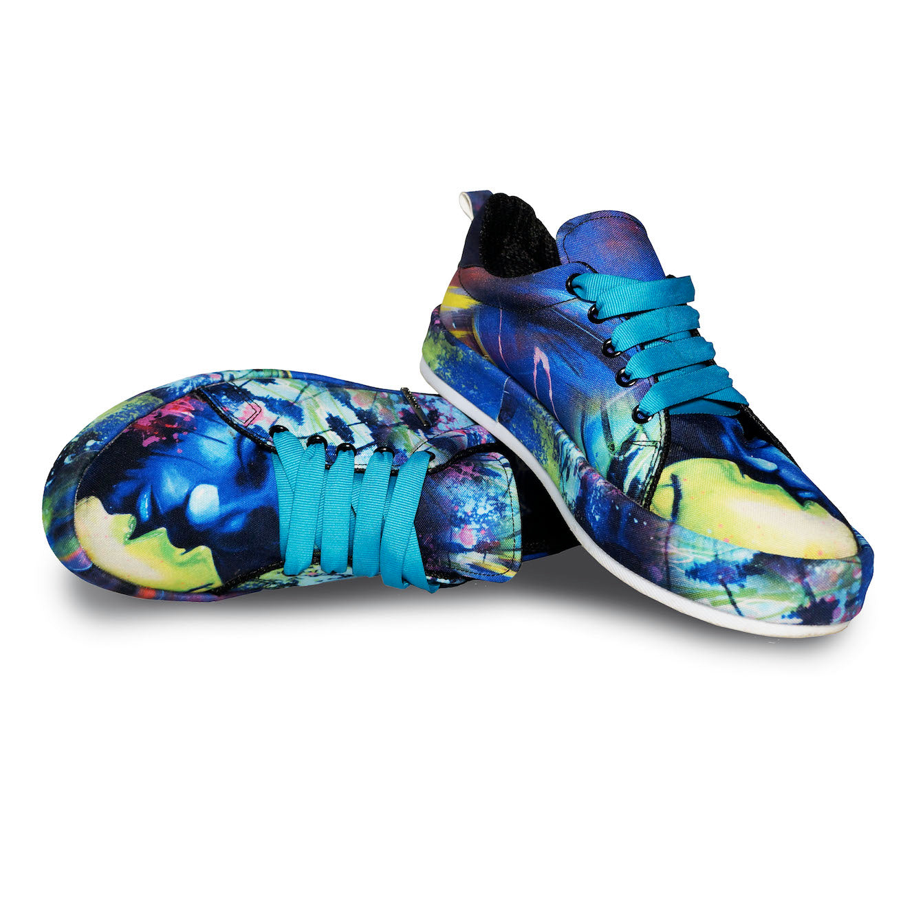 BUTTERFLY KISS | Full Print Sneakers