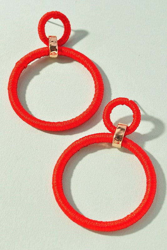 Double Thread Hoop