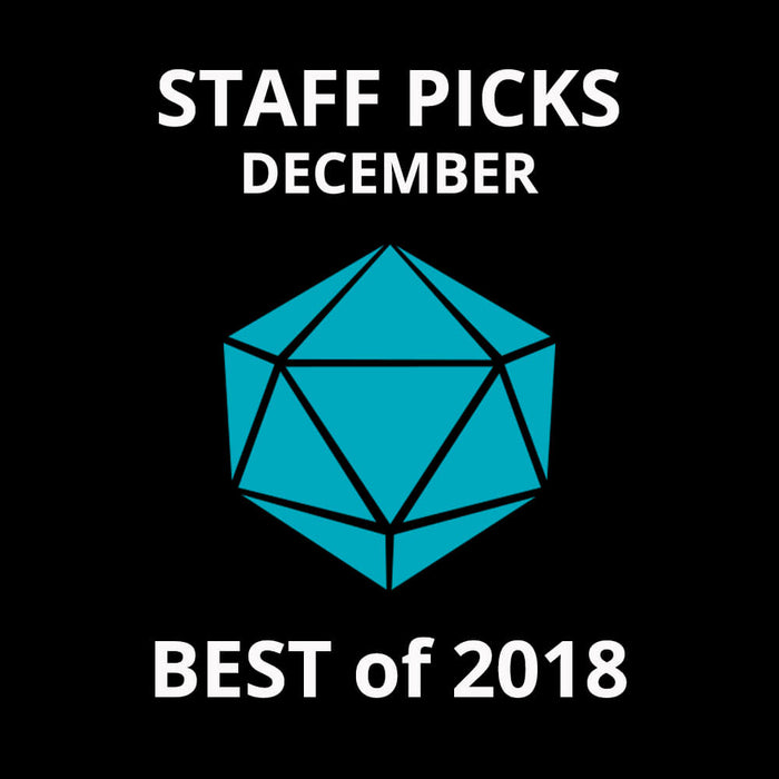 Staff Picks December | Best of 2018
