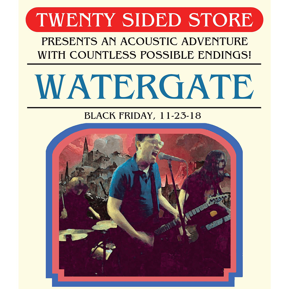 Spotlight | Watergate Brett Wisniewski Interview w/ Richard Ruane