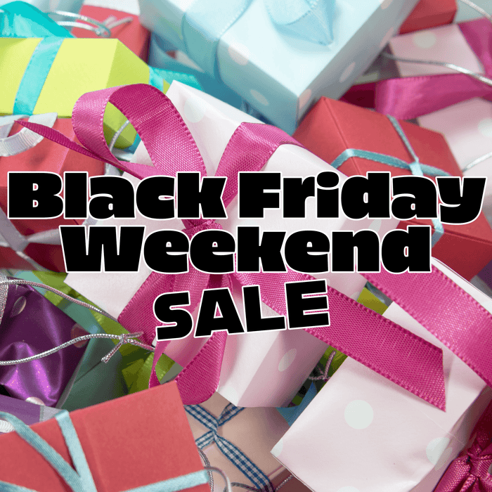 Special Promotions | 8th Annual Black Friday Weekend Sale