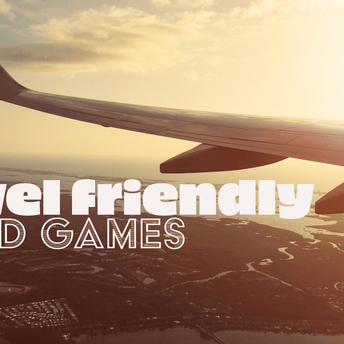 Staff Picks | Travel Friendly Board Games