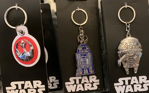 Star Wars Key Chains