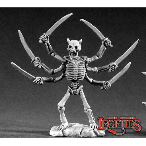 Mini - Reaper Metal 02126 Arachno-Assassin