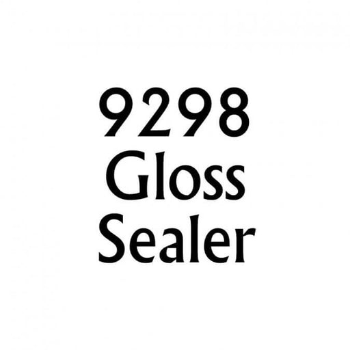 Paint (0.5oz) Reaper 09298 Gloss Sealer