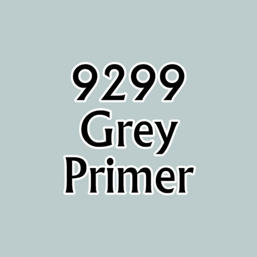 Paint (0.5oz) Reaper 09299 Grey Primer