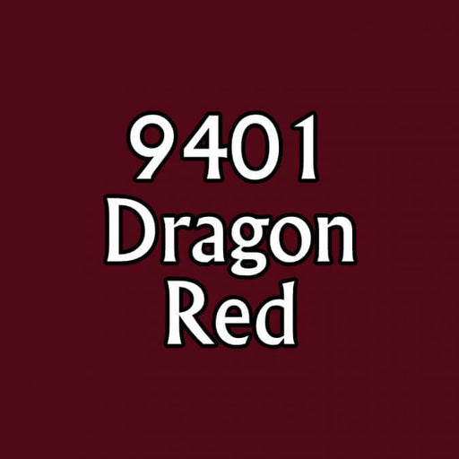 Paint (0.5oz) Reaper 09401 Dragon Red