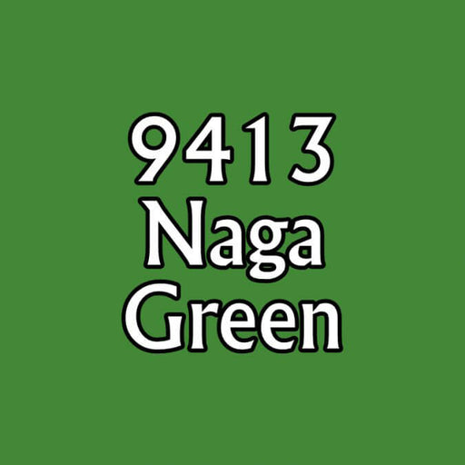 Paint (0.5oz) Reaper 09413 Naga Green