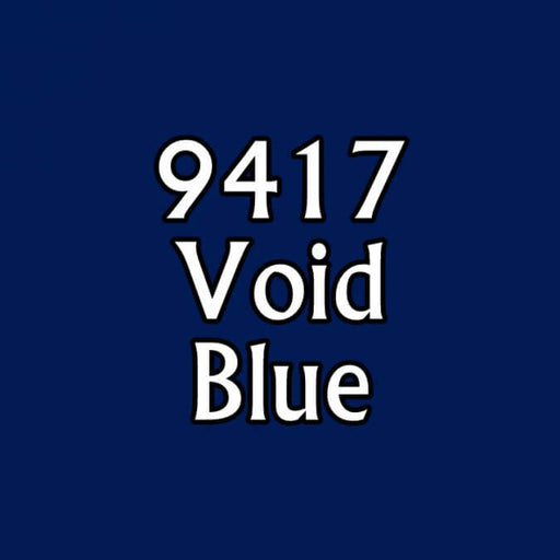 Paint (0.5oz) Reaper 09417 Void Blue