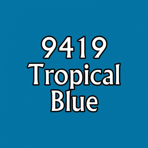 Paint (0.5oz) Reaper 09419 Tropical Blue