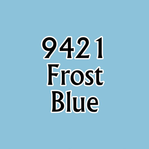 Paint (0.5oz) Reaper 09421 Frost Blue