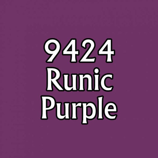 Paint (0.5oz) Reaper 09424 Runic Purple