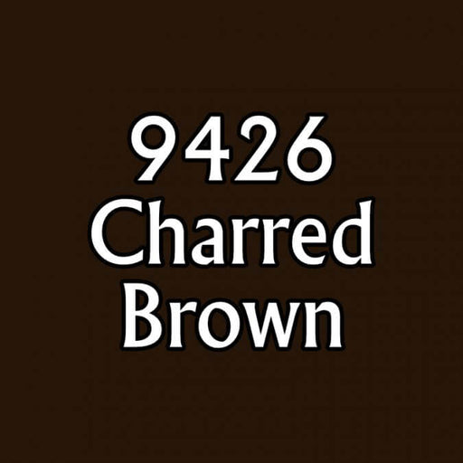 Paint (0.5oz) Reaper 09426 Charred Brown