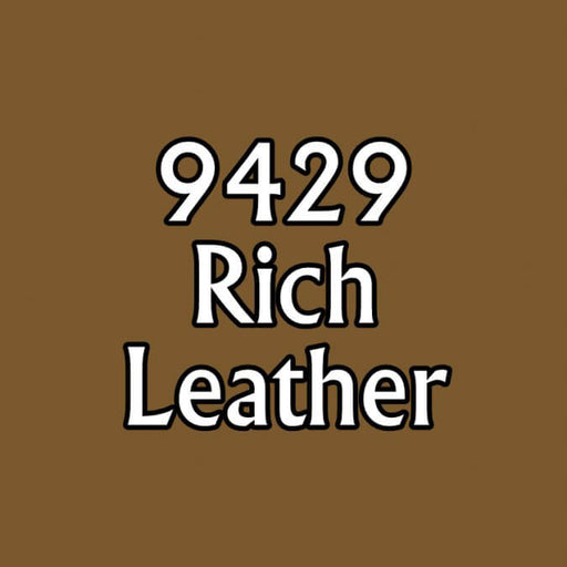Paint (0.5oz) Reaper 09429 Rich Leather