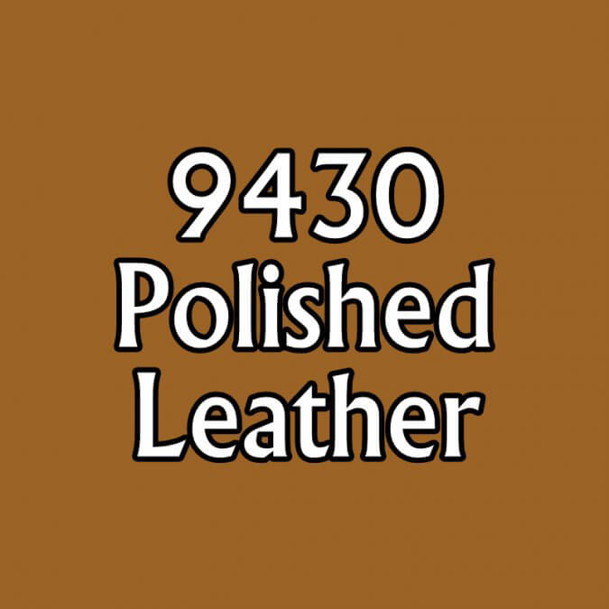 Paint (0.5oz) Reaper 09430 Polished Leather