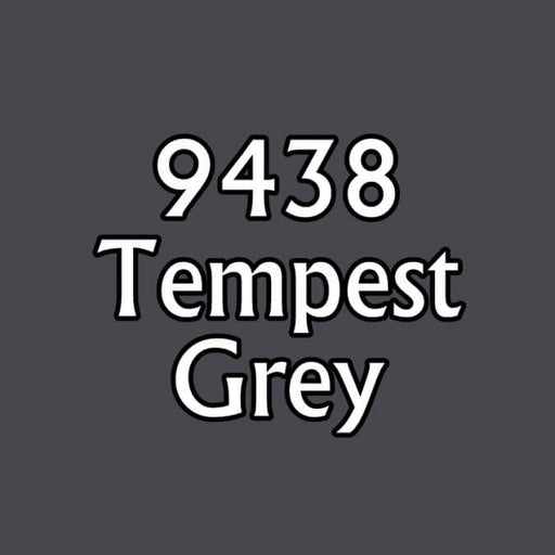 Paint (0.5oz) Reaper 09438 Tempest Grey