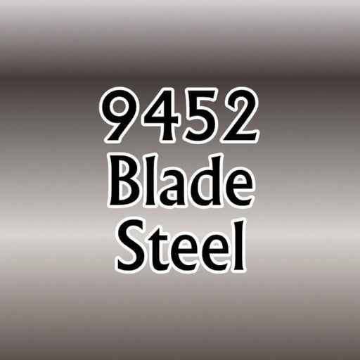 Paint (0.5oz) Reaper 09452 Blade Steel