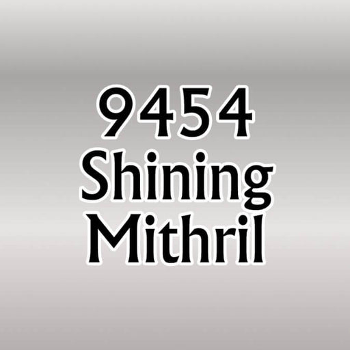 Paint (0.5oz) Reaper 09454 Shining Mithril