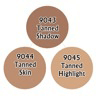 Paint Set (3ct) Reaper 09715 Medium Skin Tone