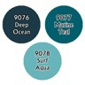 Paint Set (3ct) Reaper 09726 Ocean Colors