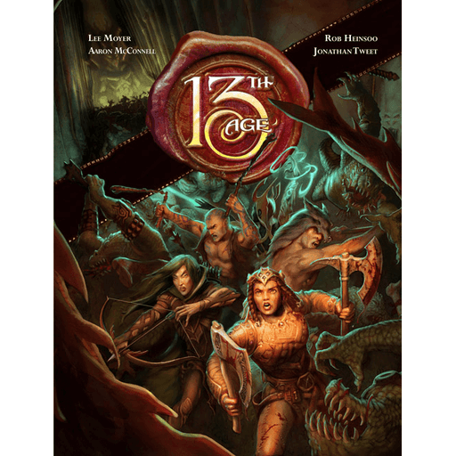 13th Age Core Rulebook