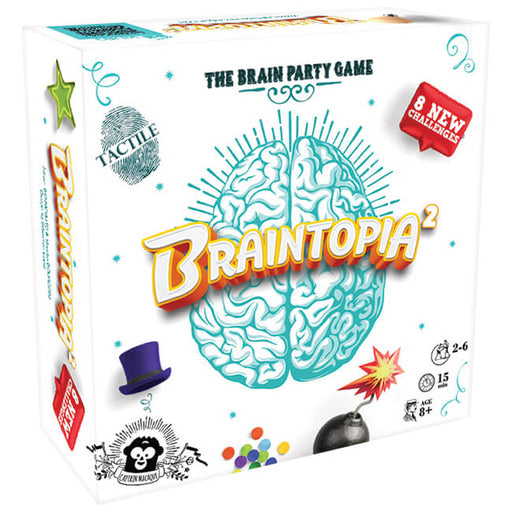 Braintopia Beyond