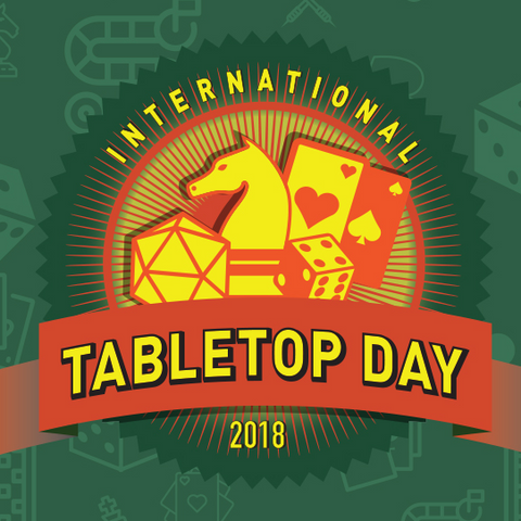 Table Top Day | Decrypto - SAT 4/28/18 @ 3pm